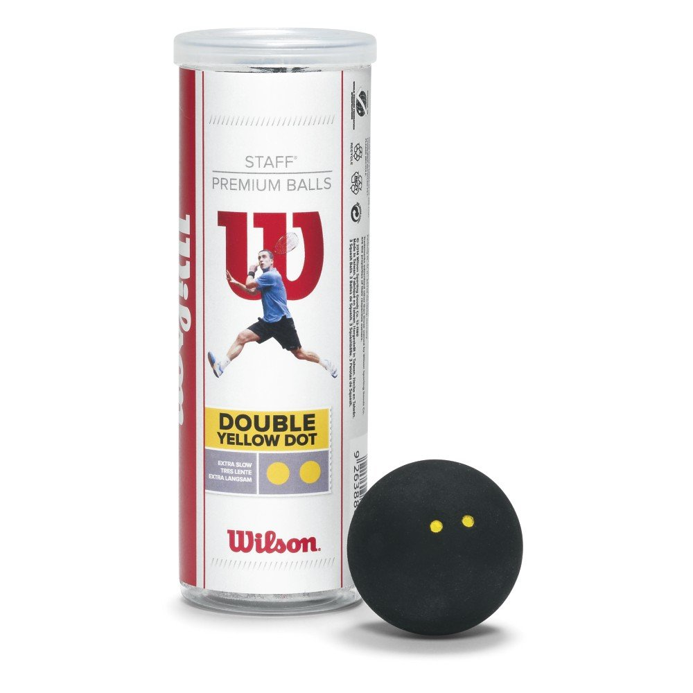 Wilson Staff Squash Balls (3-Pack) product image