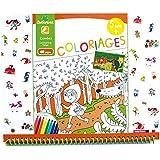 Sycomore - Coloriages - 40 Pages - 5 ans - Contes - CRE6022