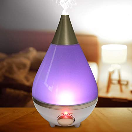 2019 Fashion Free Shipping 220v 2.5l Professional Ultrasonic Humidifier Colorful Night Light Aromatherapy Diffuser Atomizer Mist Fog Maker Small Air Conditioning Appliances Household Appliances