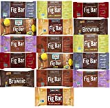 Nature's Bakery Stone Ground Whole Wheat Fig Bar Variety Pack Sampler, All Natural NON GMO Snack Food (16 Count) Review