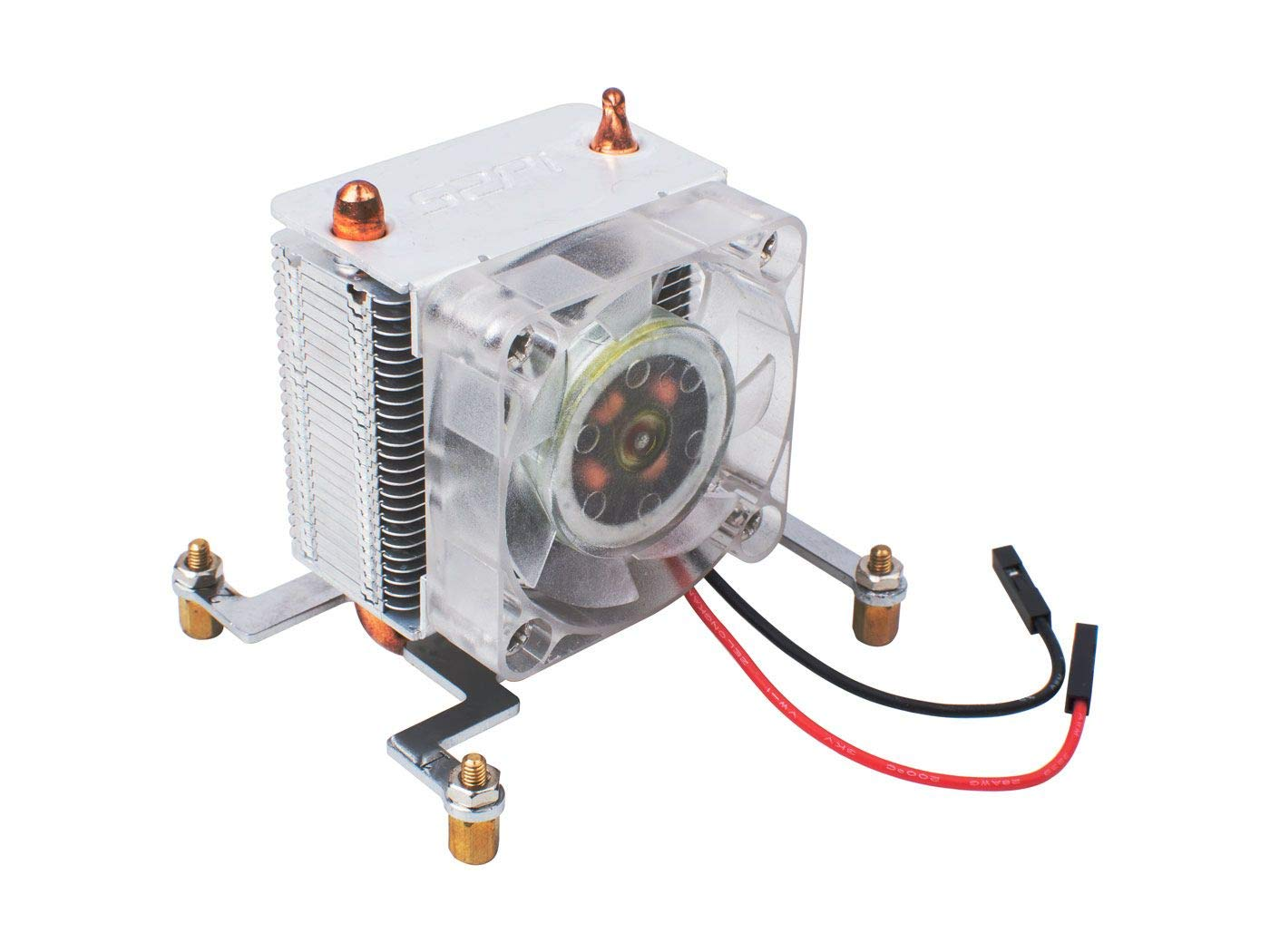 seeed studio Blink Blink ICE Tower CPU Cooling Fan for Raspberry Pi (Support Pi 4)