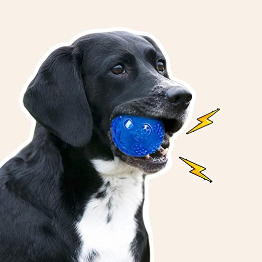 XSARACH Cepillo de Dientes para Perros,Balón Molar Perro,Mascota ...
