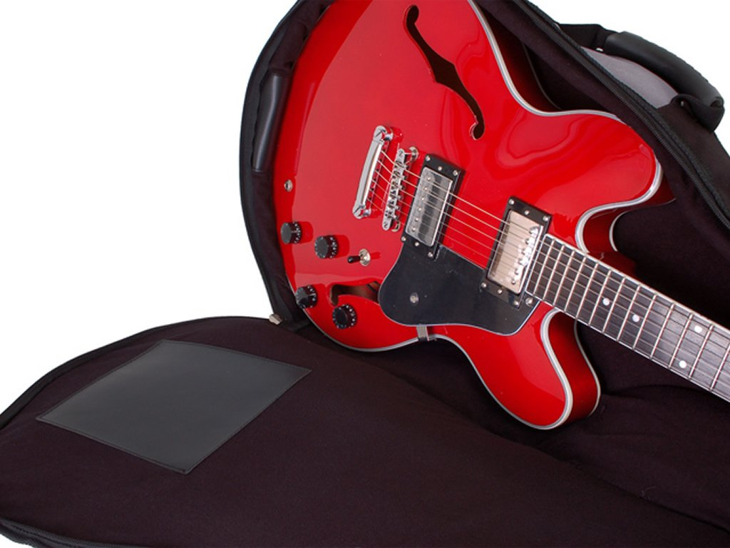 Guitarra eléctrica estilo 335 TKL bolsa de transporte: Amazon.es: Instrumentos musicales