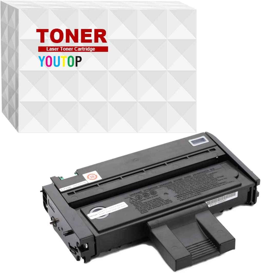 YOUTOP - Tóner Compatible con Ricoh SP200 SP201 SP202 SP203 SP204 ...