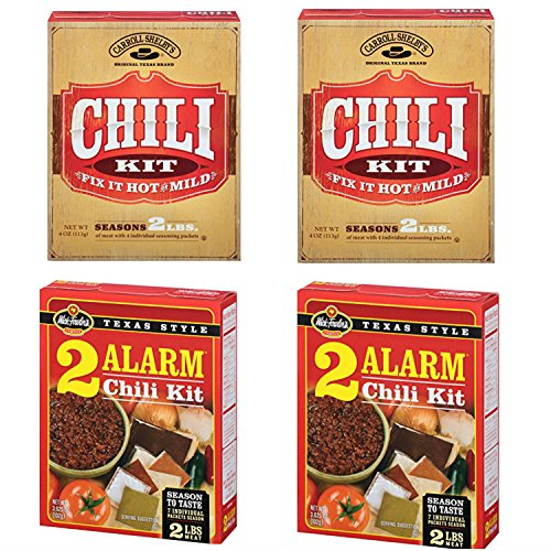 how to can chili - 4