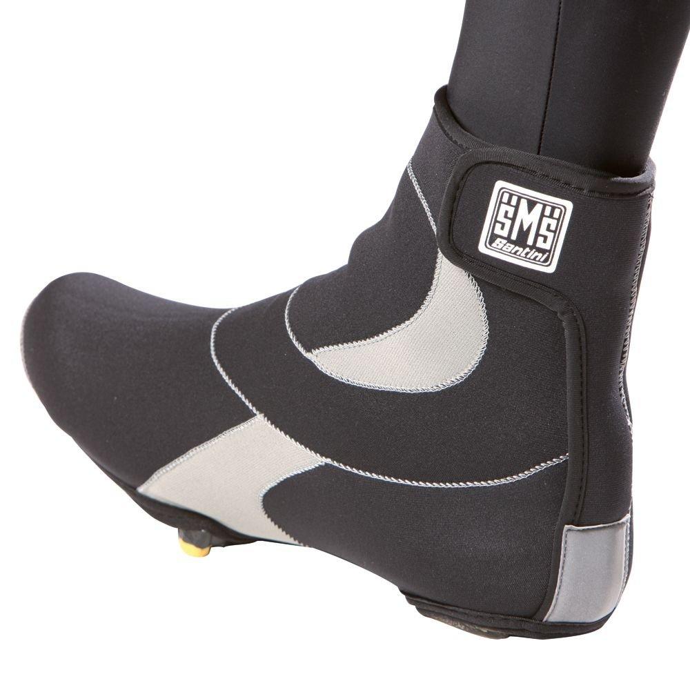 Santini SP577NEO 365 néoprène-sur-chaussures Noir Taille M Santini 365