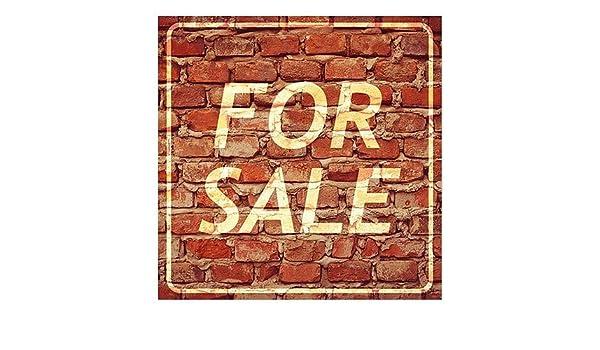 Super Sale CGSignLab Modern Block Window Cling 30x20 5-Pack