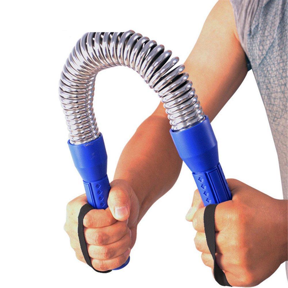Aszhdfihas Einstellbare Armauflage Federarm Bar Brust Expander Fitness Grip Für Fitness  Herrenchen
