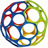 LEORX Oball juguete bola Baby bola mágica agujero O bola - colores surtidos