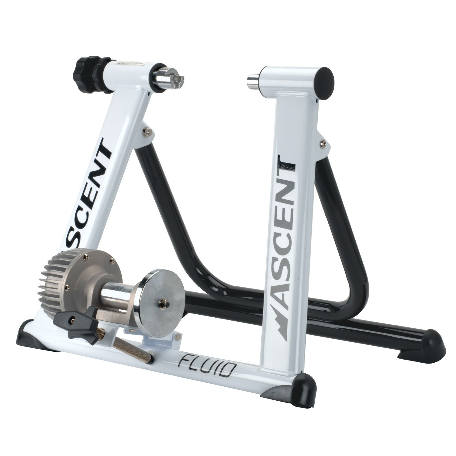 Ascent Fluid Indoor Bicycle Trainer