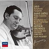 ラロ:スペイン交響曲/サン=サーンス:ヴァイオリン協奏曲第3番 他(モノラル録音)