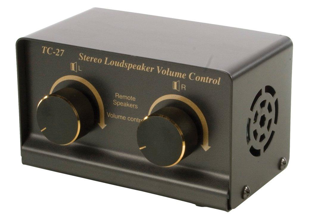 Valueline Speaker Control Box 1-Way [SPSWITCH-1/2]
