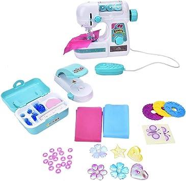 Juguete para máquinas de coser, juguetes de rol de plástico para ...