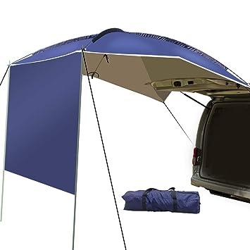 Anti UV Outdoor Auto Sonnenschutz Regen Strand Zelt Camping Markise Sonnenschutz