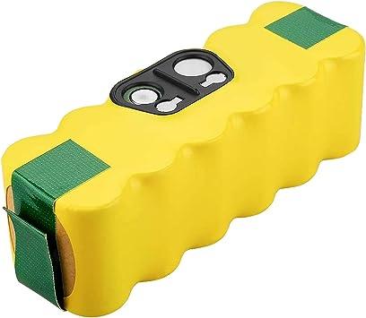 Powayup 4500mAh Ni-MH Baterías de Repuesto para iRobot Roomba Aspiradora 500 600 700 800 Serie 555 560 580 620 760 870: Amazon.es: Bricolaje y herramientas