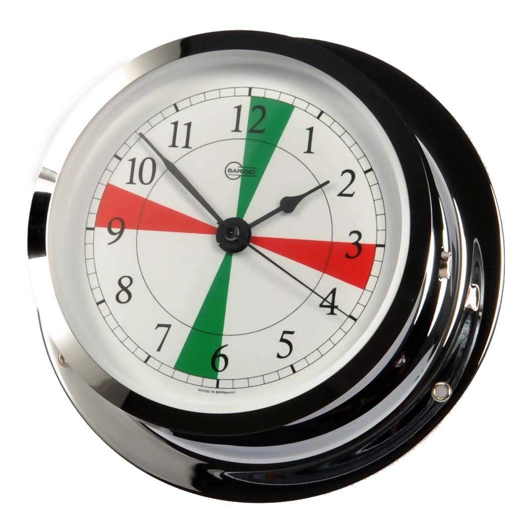 Barigo Star Clock chrome FS