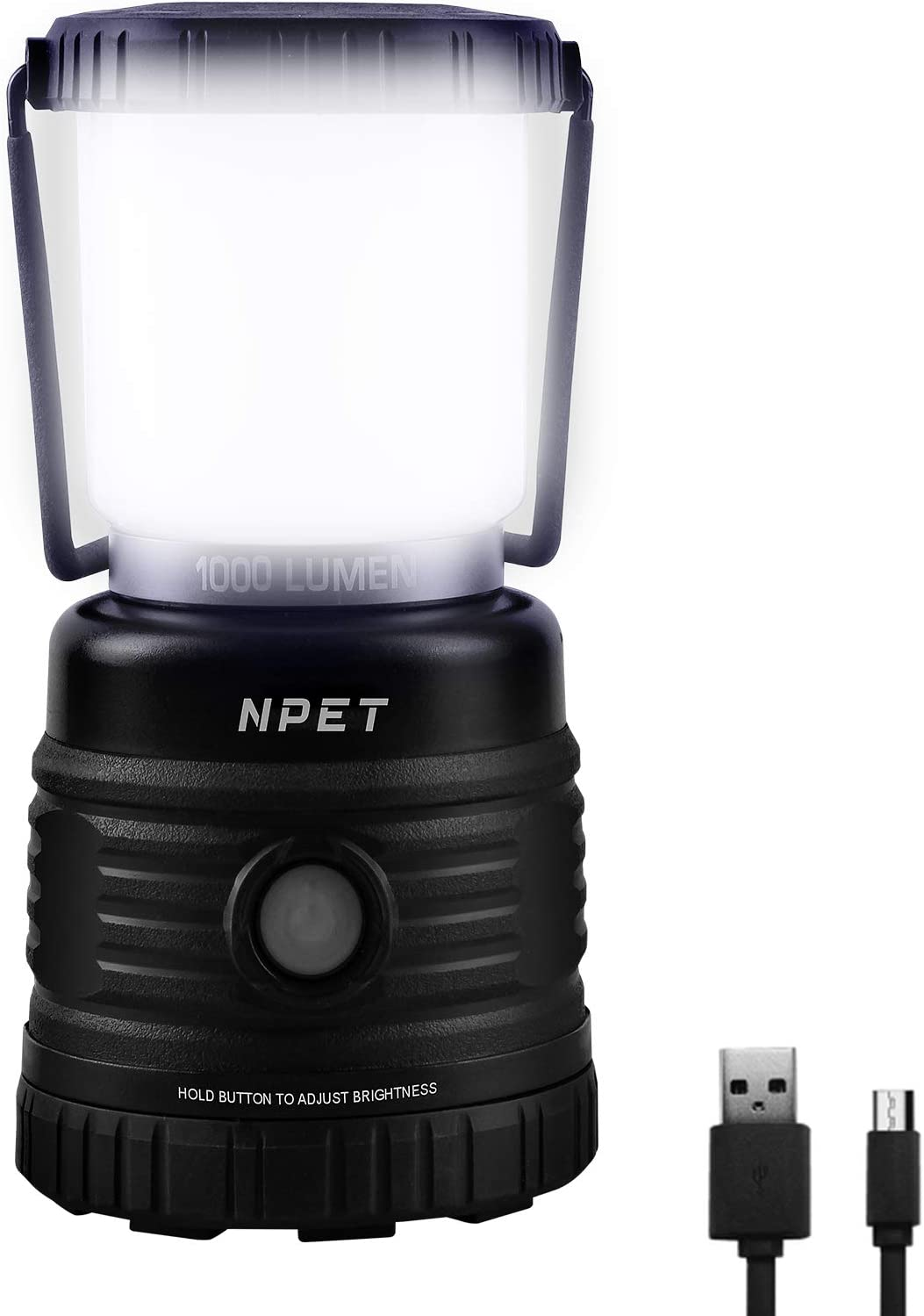 Portable Super Bright 11 LED Camping Tent Lantern Fishing Light Lamp Hiking N Lt