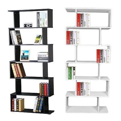 Yosoo Libreria Scaffale pensile mensola da parete per Ufficio e casa ...