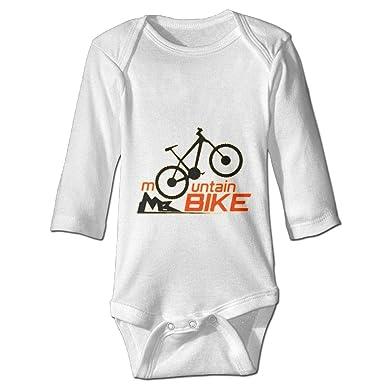 Amazon.com: Traje unisex de manga larga para bebé, diseño de ...