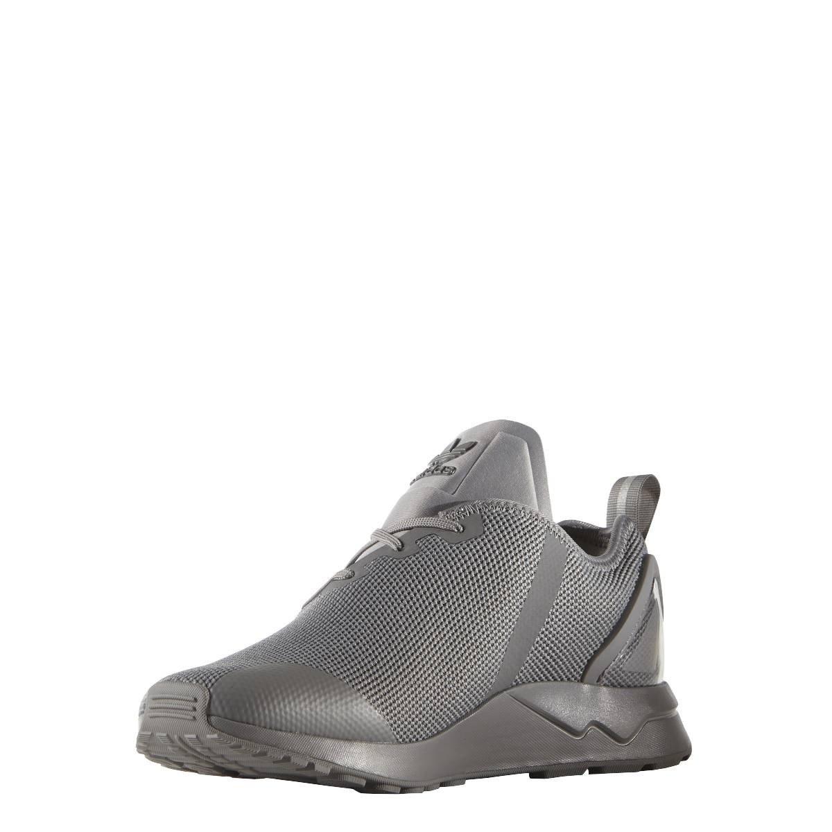 half off db480 3378b adidas Zx Flux Adv Trainers Grey