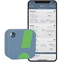 SensorPush Wireless Thermometer/Hygrometer for iPhone/Android - Humidity & Temperature Smart Sensor with Alerts