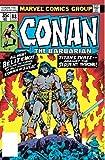 : Conan the Barbarian: The Original Marvel Years Omnibus Vol. 4