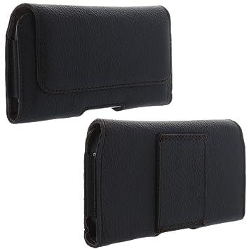 renomowana strona wiele kolorów oryginalne buty XiRRiX Real Leather Horizontal Mobile Phone 2.4 3XL: Amazon ...