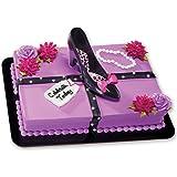 Favorite High Heels DecoSet Cake Decoration