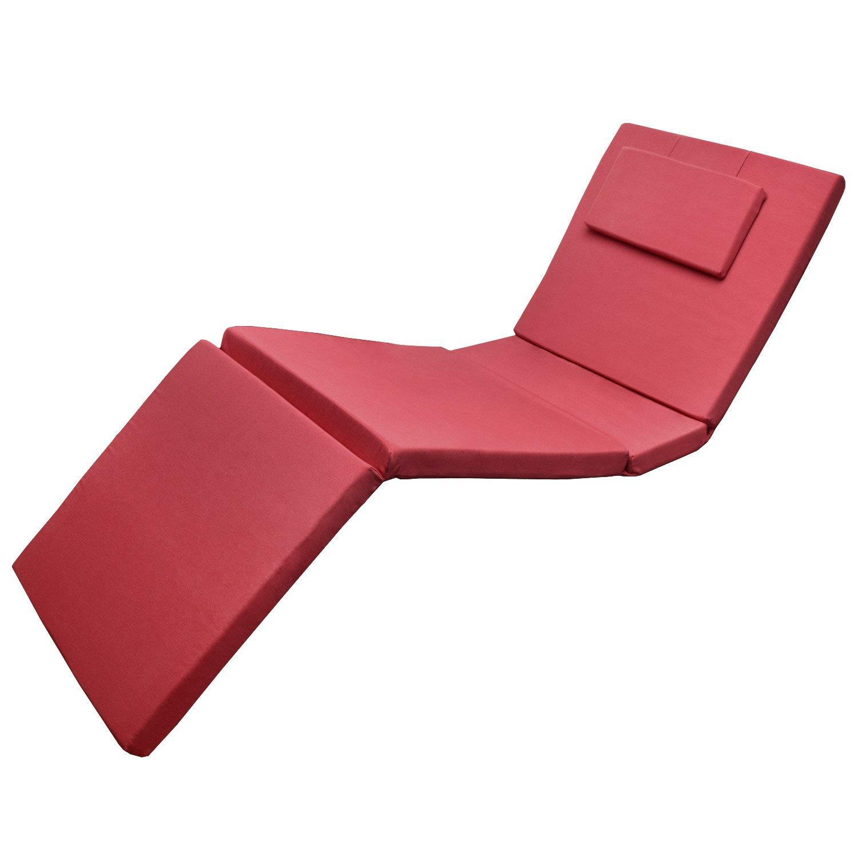 Belle matelas chaise longue id es de salon de jardin - Matelas pour chaise longue ...