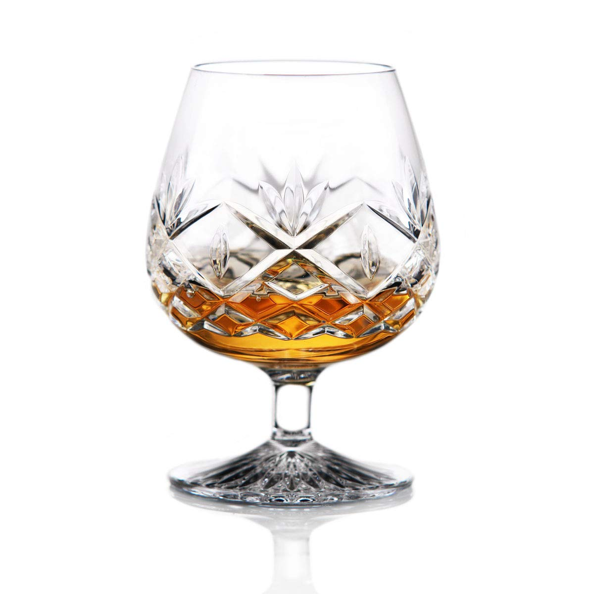 Waterford Crystal Huntley Brandy, Cognac Glass, Single by Waterford