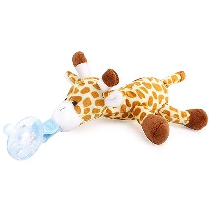 Friendly Unicorn Baby Teether Soother Teething Reliever Feeding Star Hand Giraffe Choose Baby