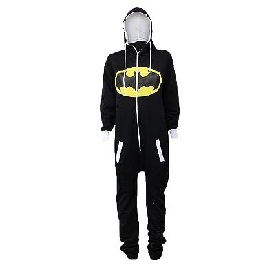 Générique Traje Mujer Jogging Batman Superman Capucha Noir - SABATMAN2 36: Amazon.es: Ropa y accesorios