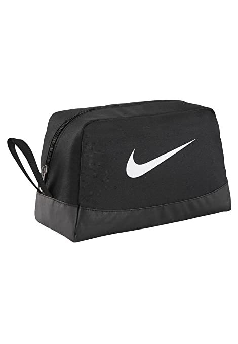 3 opinioni per Nike Club Team Swoosh Toiletry Bag Beauty Case, 27 cm, Nero (White)