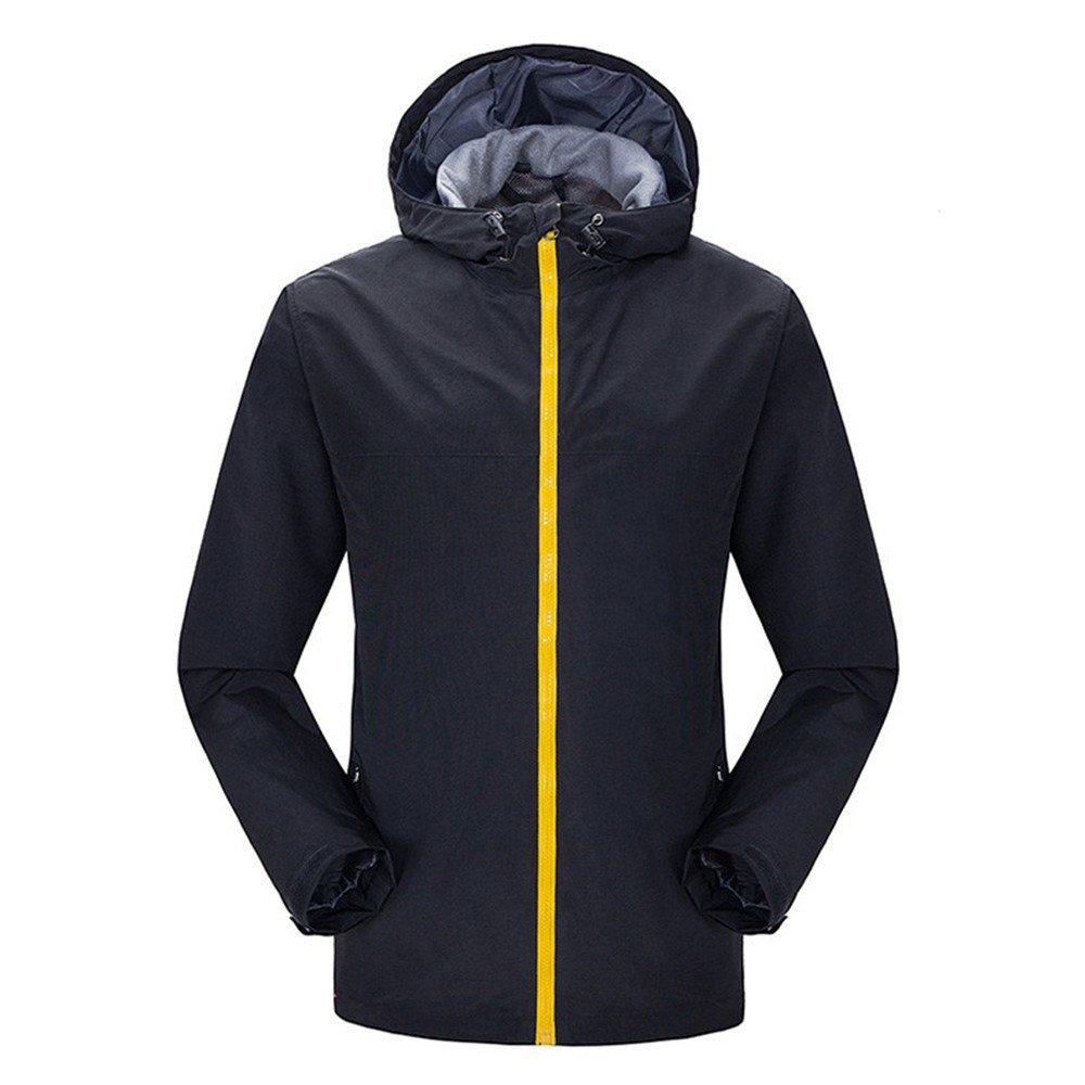 Uglyfrog 2017最新のアウトドア登山観光とレジャー多機能メンズSingle Layerシンセクション春&秋冬防水防風シンセクションRiding Jacket 1684 Medium カラー1 B01MQBMZAR