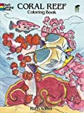img - for Coral Reef Coloring Book (Dover Nature Coloring Book) book / textbook / text book