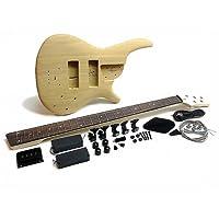 "5-String E Bass DIY kit ""ML-Factory"" SR-Style Ash Body"