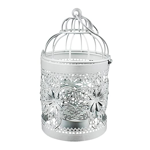 Doitsa 1pcs Decorativo Soportes para Velas (Metal candelabro de ...