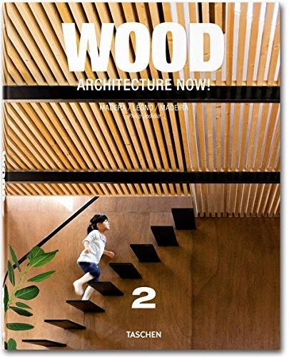 Architecture now! Wood. Ediz. italiana, spagnola e portoghese: 2 Copertina rigida – 1 mag 2013 Philip Jodidio Taschen 3836535947 ARCHITETTURA