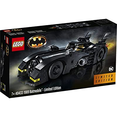 Lego Exclusive Set #40433 1989 Batmobile 2020 Limited Edition: Toys & Games