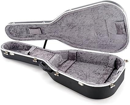Hiscox Pro Ii Hard Case Semi Acoustic Guitar Amazon Co Uk Musical Instruments