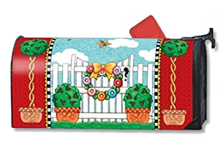 Magnet Works MailWrap - Topiary Gate 01474