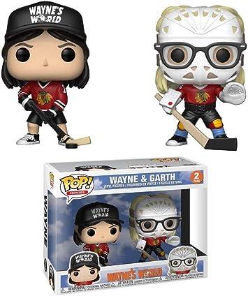 Funko Pop Movies Waynes World Wayne & Garth - Pack de 2: Amazon ...