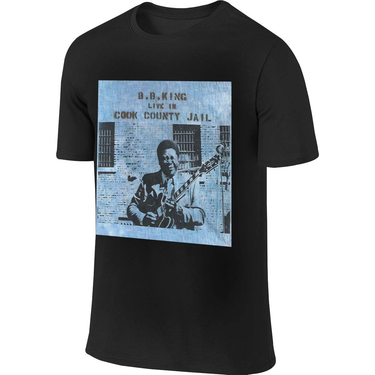 King Live In Cook County Jail And Men's Light Fit Light Fit Shirts