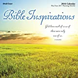 2016 Bible Inspirations Mini Calendar