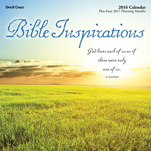 2016 Bible Inspirations Mini Calendar