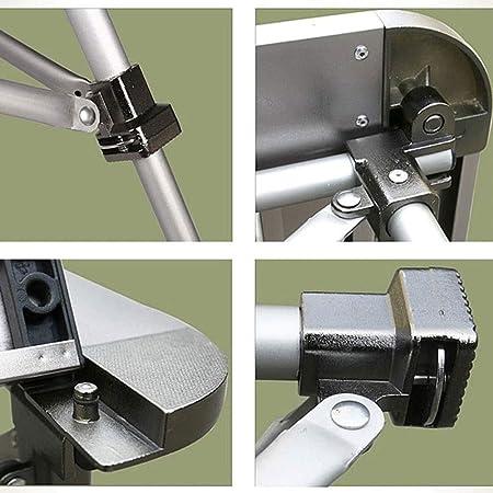 Amazon.com: ZK Mesa plegable de aleación de aluminio para ...