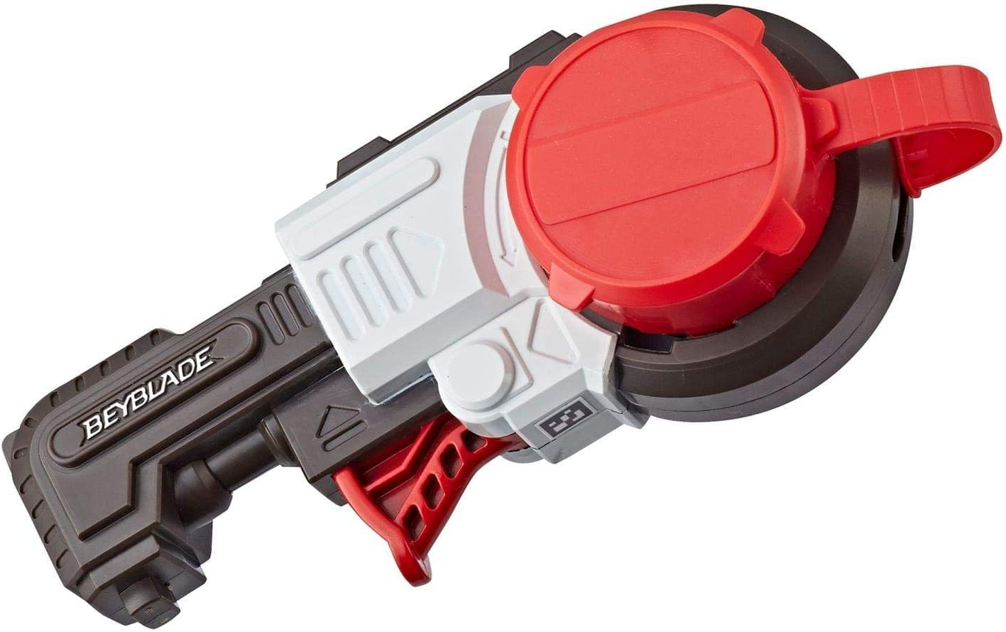 BEYBLADE Burst Turbo Slingshock Precision Strike Launcher - Compatible with Right/Left-Spin Tops, Age 8+ Toy
