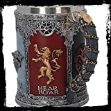 GAME OF THRONES SIGIL TANKARD 14CM