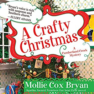 A Crafty Christmas Audiobook