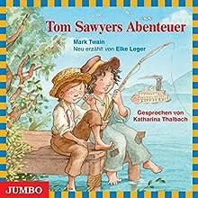 Tom Sawyers Abenteuer (Moderne Klassiker als HörAbenteuer) Hörbuch von Mark Twain, Elke Leger Gesprochen von: Katharina Thalbach